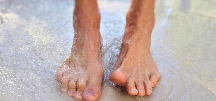Como eliminar los callos de tus pies
